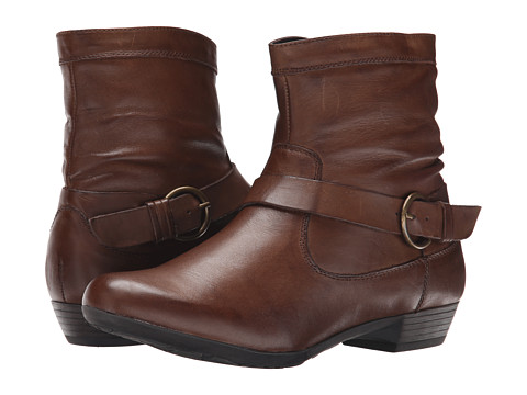 Spring Step - Montebello (Brown) Women's Shoes