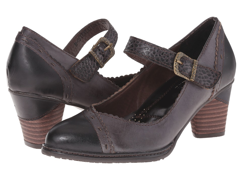 Spring Step - Ostentatious (Black) Women's Shoes