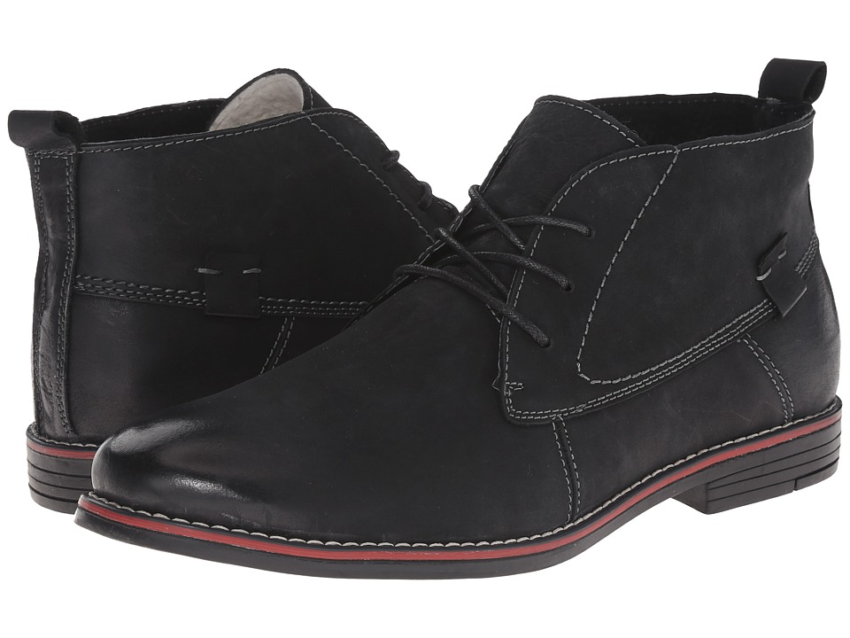 Spring Step - Pera (Black) Men's Shoes
