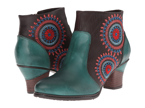 Spring Step - Remarkable (Turquoise) Women