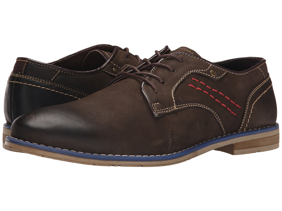 Spring Step - Ritzy (Dark Brown) Men's Shoes