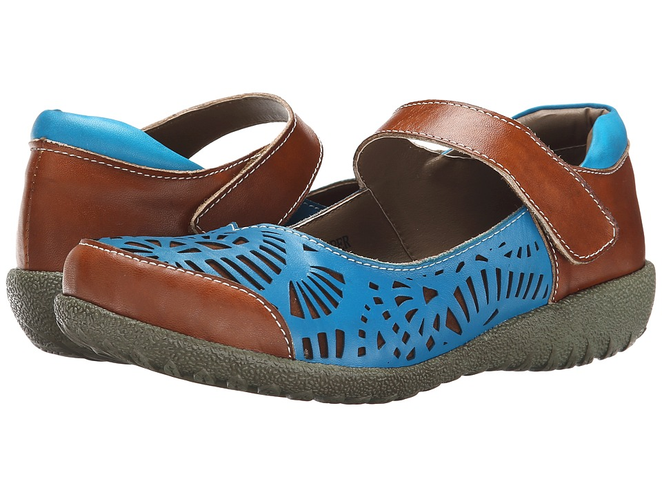 Spring Step - Shrive (Turquoise) Women's Shoes