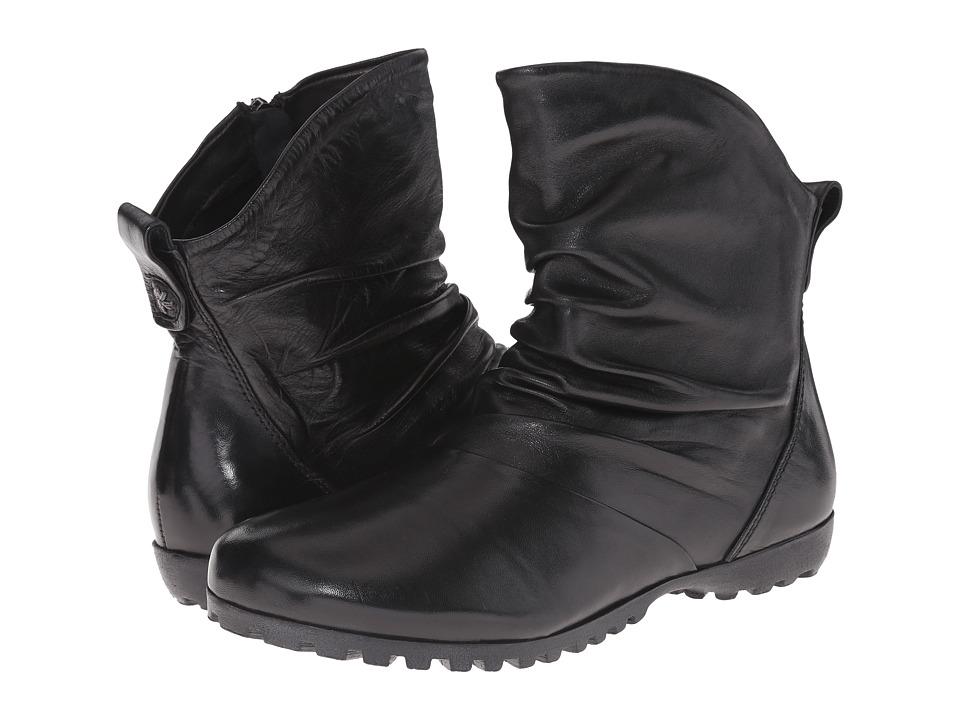 Spring Step - Ulzana (Black) Women's Shoes