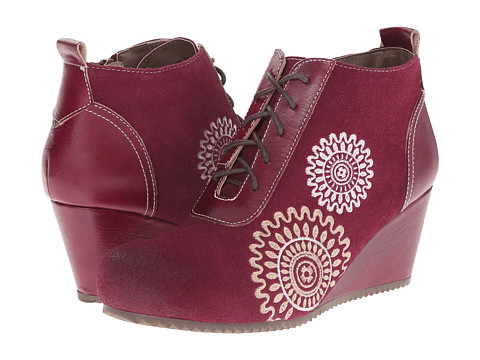 Spring Step - Westminster (Bordeaux) Women
