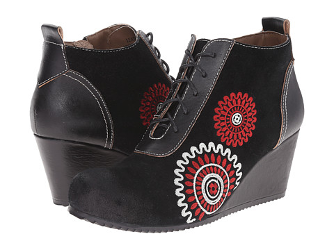 Spring Step - Westminster (Black) Women's Shoes