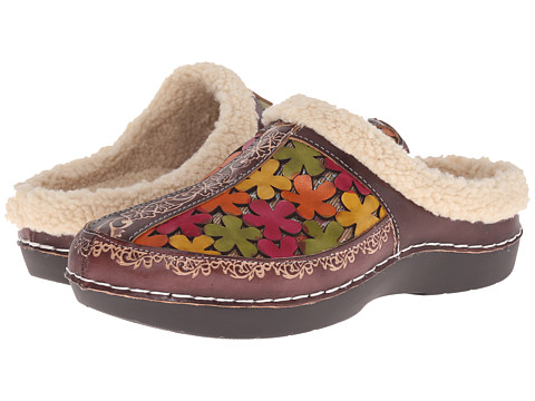 Spring Step - Woodbine (Brown) Women's Shoes