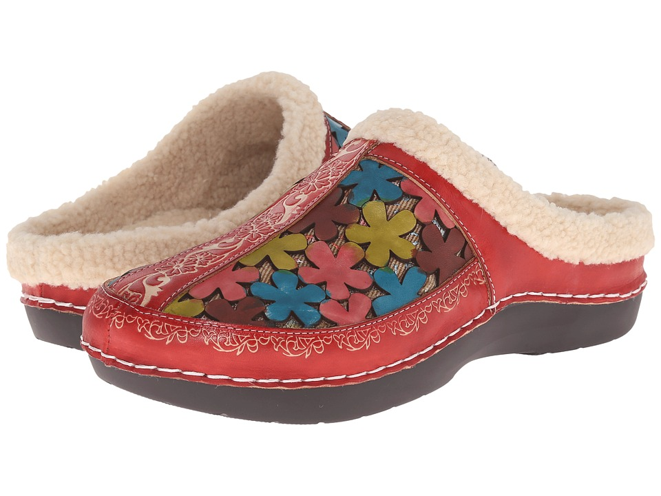 L'Artiste by Spring Step - Woodbine (Red) Women's Shoes
