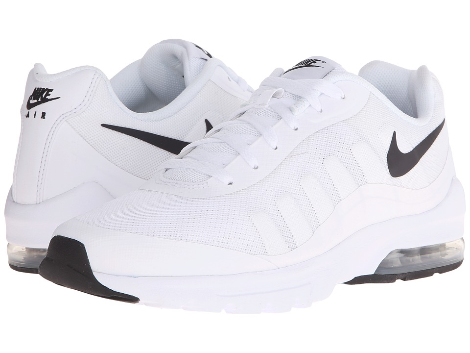 Nike - Air Max Invigor (White/Black) Men's Cross Training Shoes