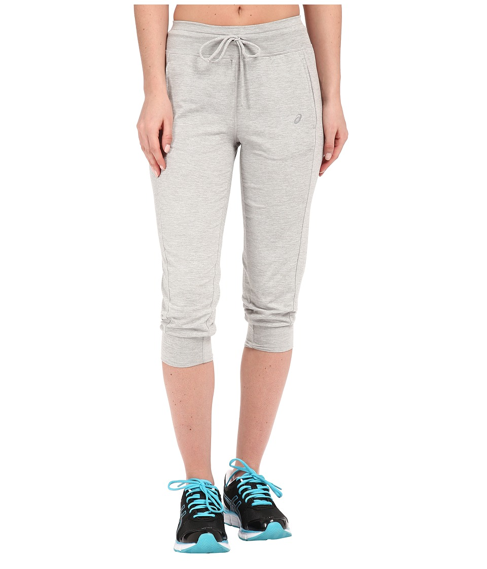 ASICS - ASX Lux Pants (Light Grey) Women's Casual Pants