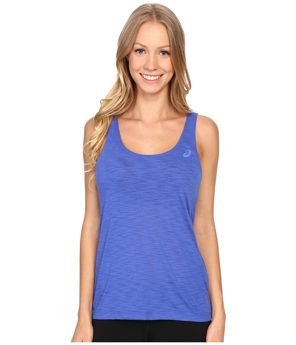 ASICS - Loose Tank Top (Blue Purple) Women's Sleeveless