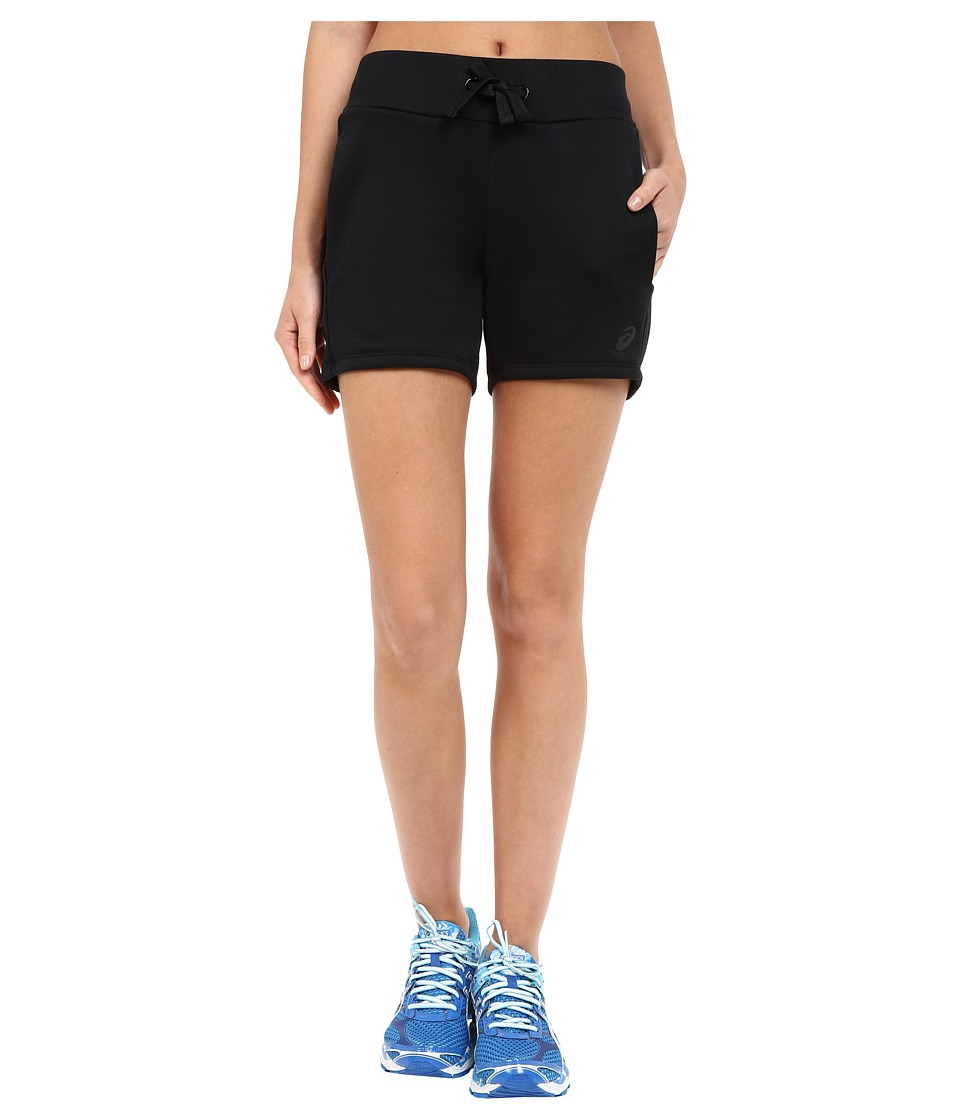 ASICS - Knit Shorts (Performance Black) Women's Shorts