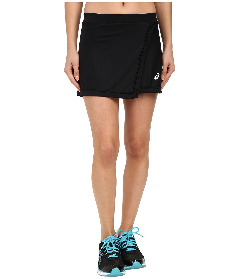 ASICS - Club Styled Skort (Performance Black) Women's Skort