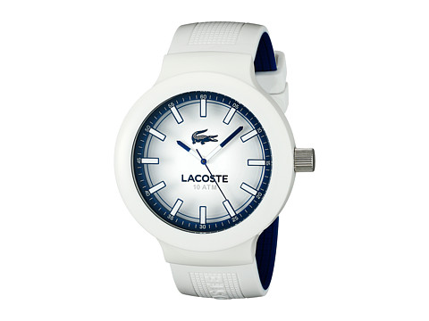 Lacoste - 2010795-BORNEO (White) Watches