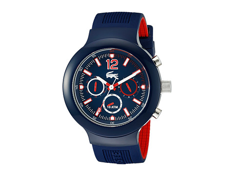 Lacoste - 2010703-BORNEO (Blue) Watches