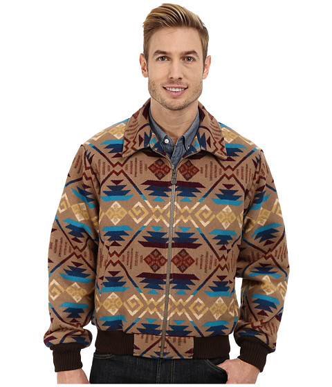 Pendleton - Santa Fe Jacket (Khaki) Men's Coat