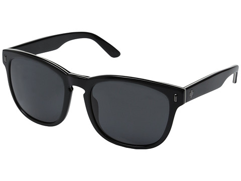 Spy Optic - Beachwood (Black/Grey) Sport Sunglasses