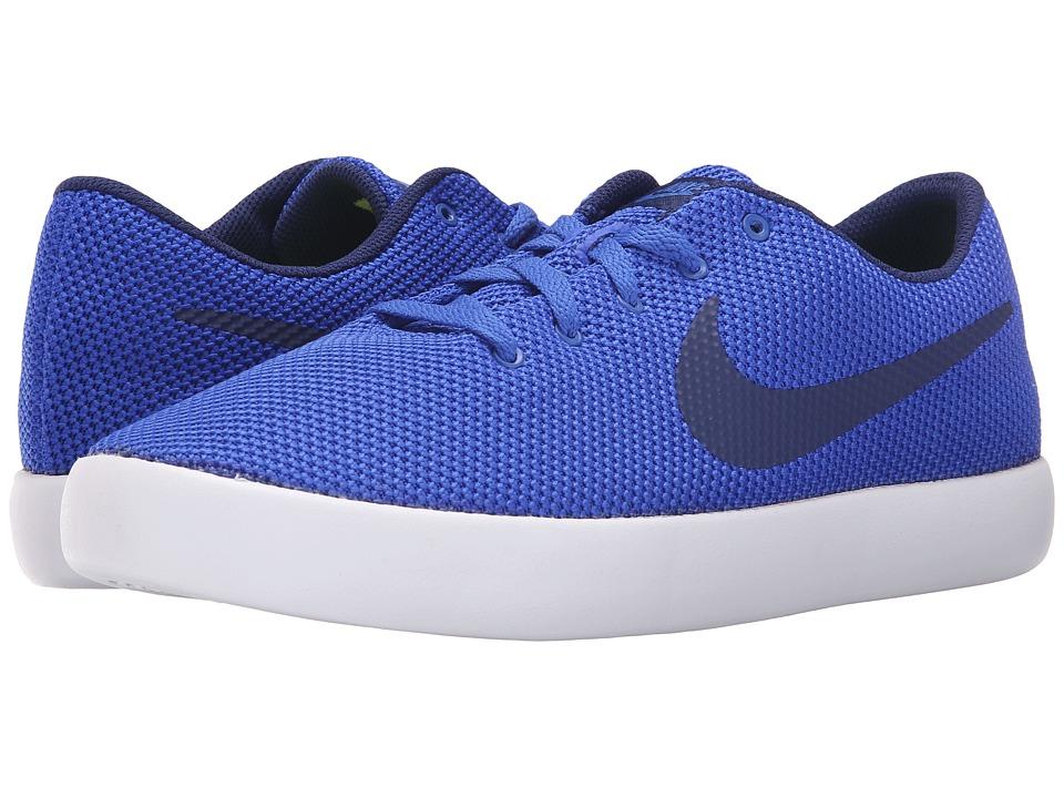 Nike - Essentialist (Racer Blue/White/Loyal Blue) Men's Tennis Shoes