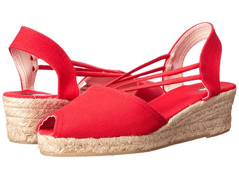 Sesto Meucci - 858 (Red Lona Fabric) Women
