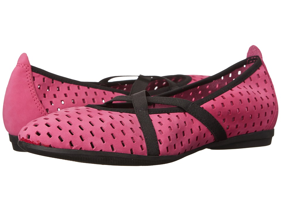 Sesto Meucci - Acantha (Fushia Nubuck) Women's Shoes