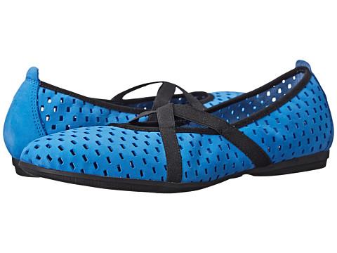 Sesto Meucci - Acantha (Cobalt Nubuck) Women's Shoes