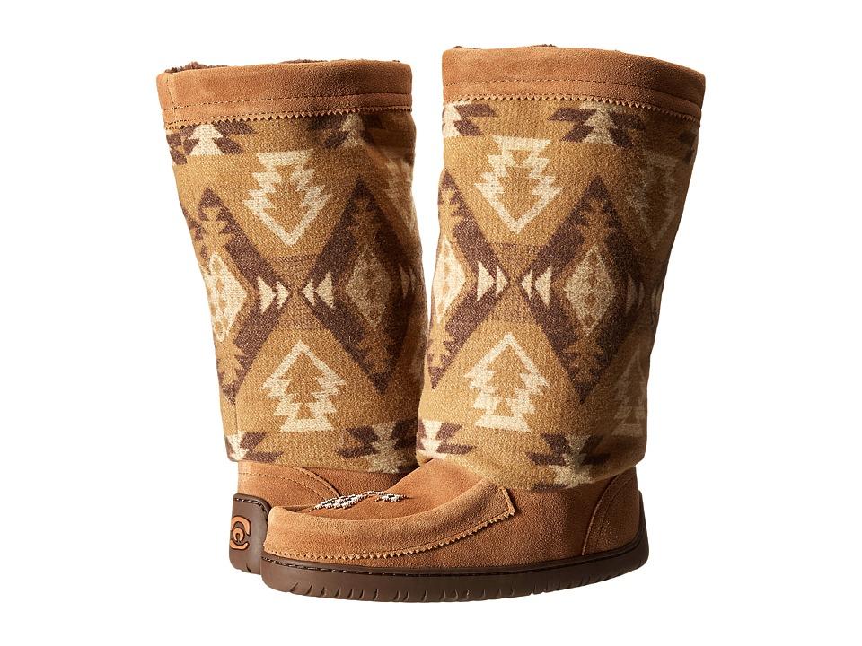 Manitobah Mukluks - Full Wool Mukluk (Oak) Women's Boots
