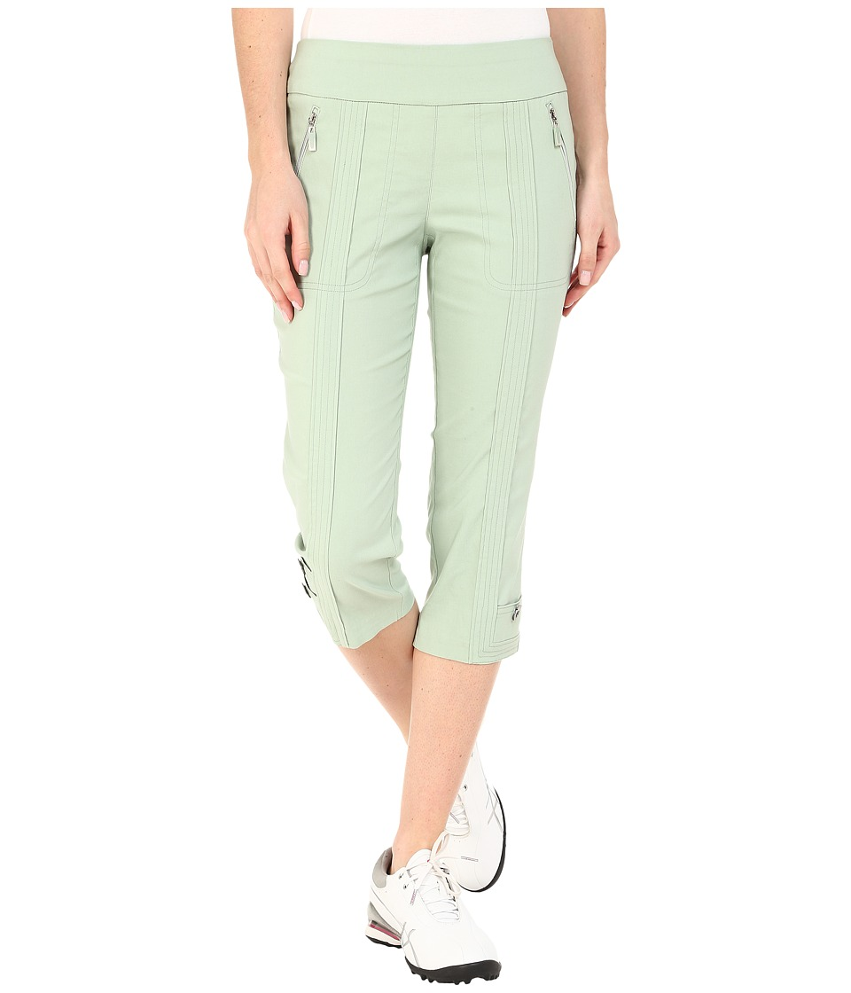 Jamie Sadock - Skinnylicious 28.5 in. Pedal Pusher (Sage 1) Women