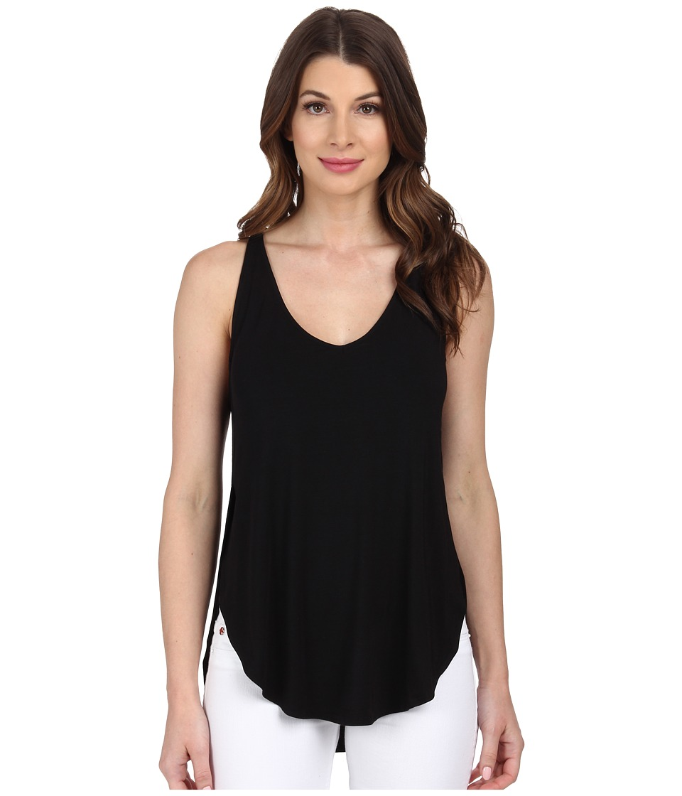 Tart - Christie Tank Top (Black) Women's Sleeveless