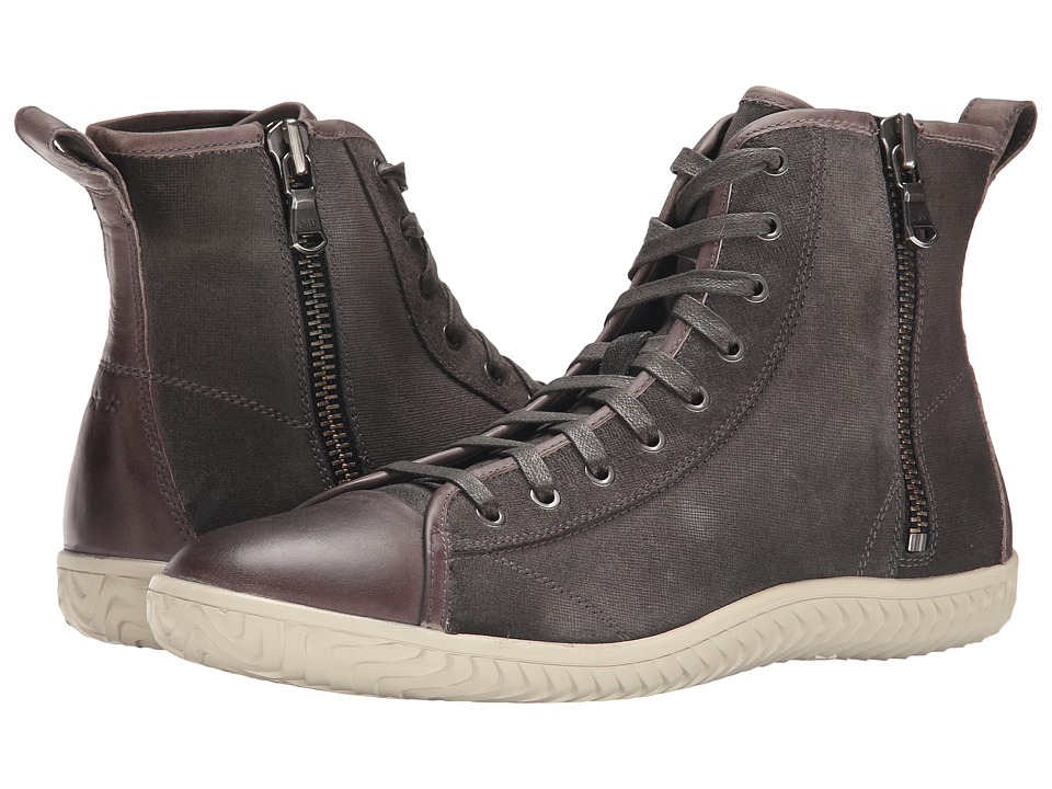 John Varvatos - Hattan Hi Top (Oxide) Men