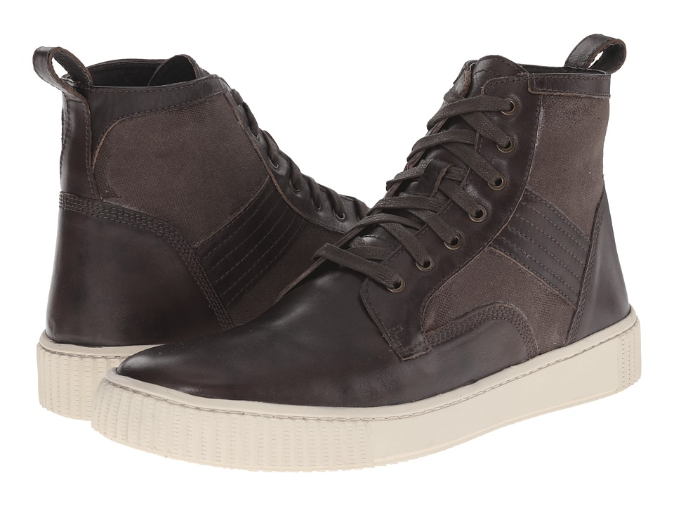John Varvatos Bedford Trooper (Dark Brown) Men