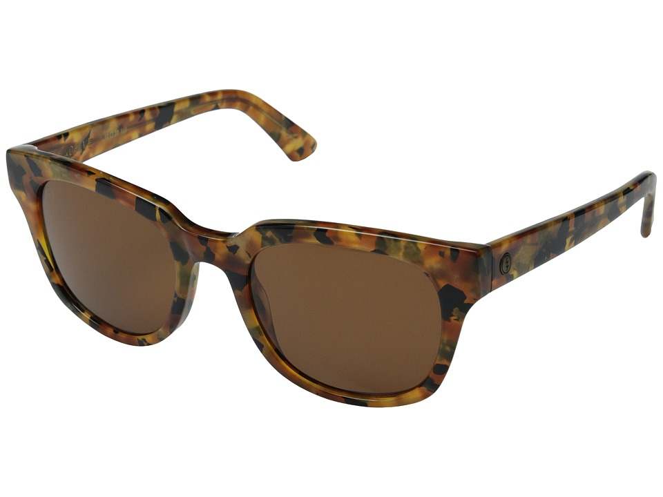 Electric Eyewear - 40Five (Granite Brown/Melanin Bronze) Sport Sunglasses