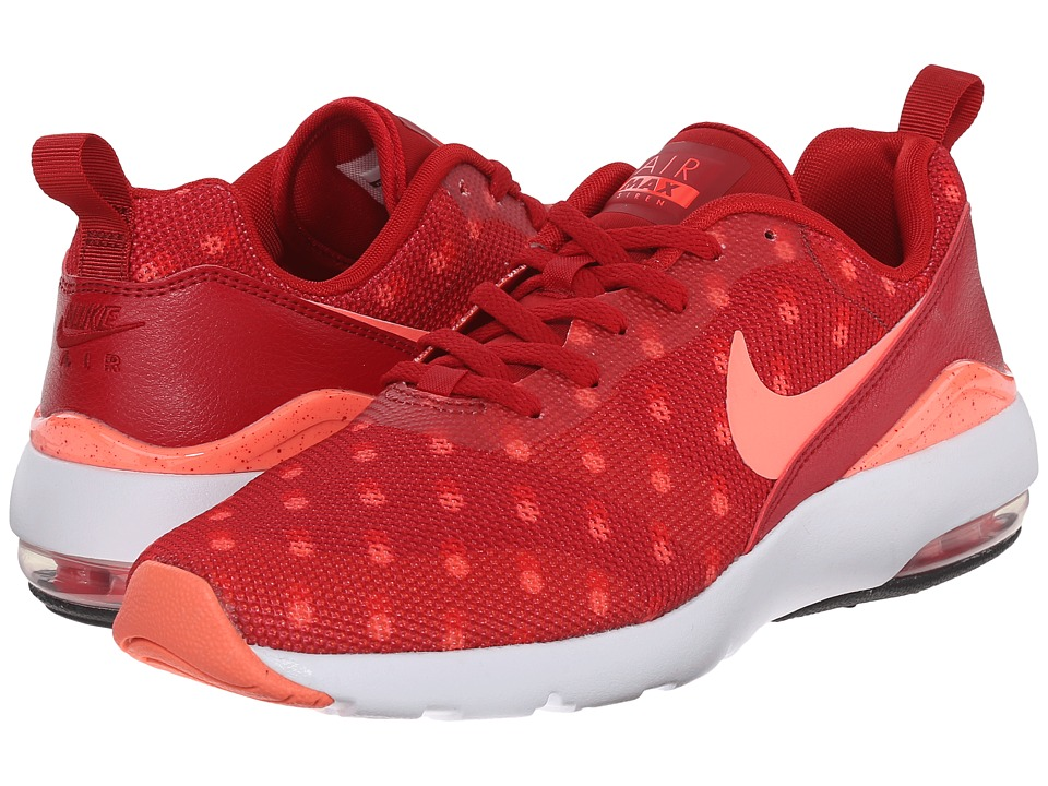 Nike - Air Max Siren Print (Gym/Bright Crimson/White/Atomic Pink) Women's Classic Shoes