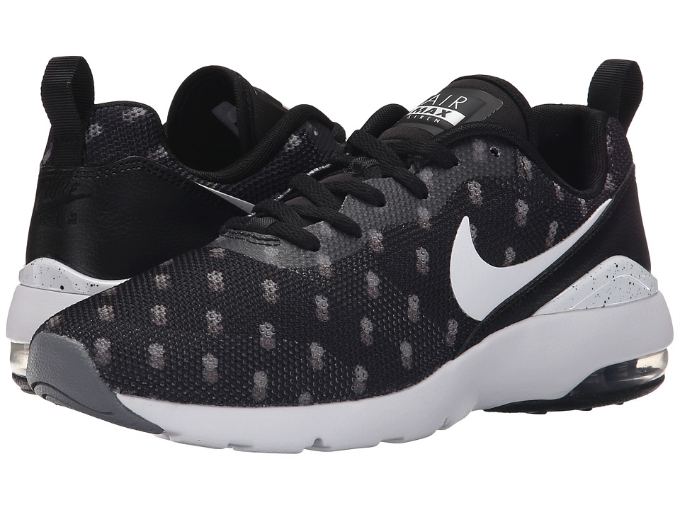 Nike - Air Max Siren Print (Black/Cool Grey/Wolf Grey/White) Women's Classic Shoes