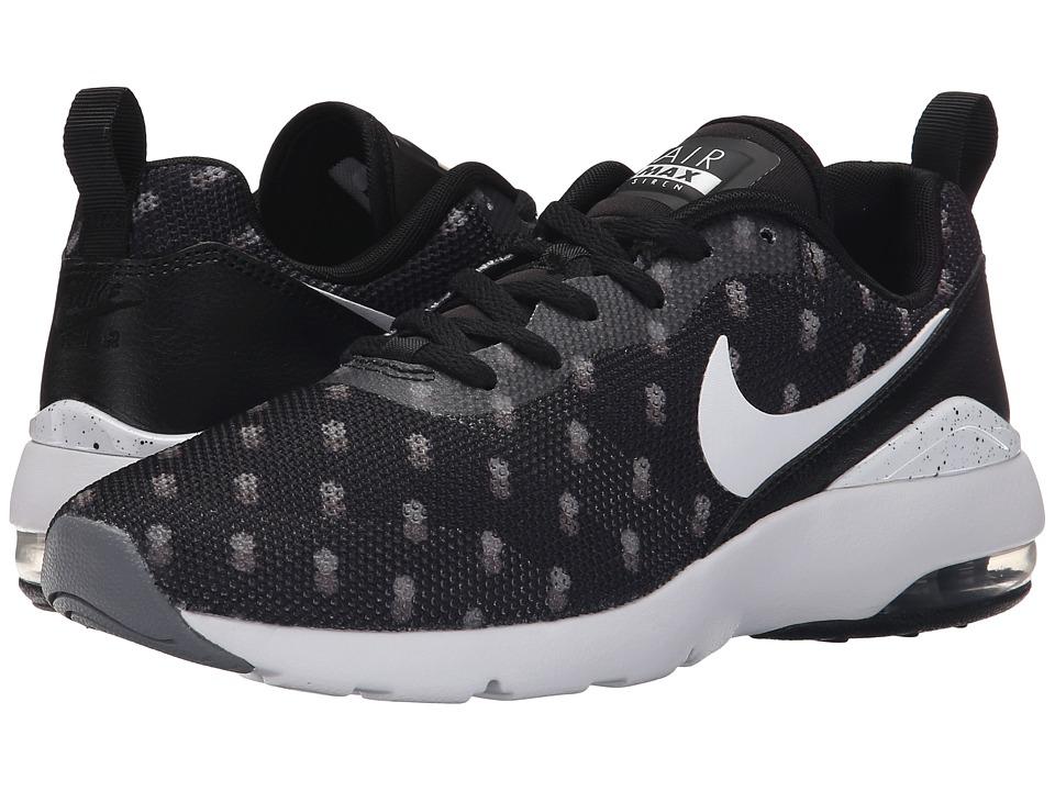 Nike - Air Max Siren Print (Black/Cool Grey/Wolf Grey/White) Women's Classic Shoes