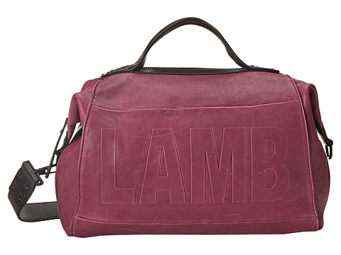 L.A.M.B. - Happy (Wine) Handbags