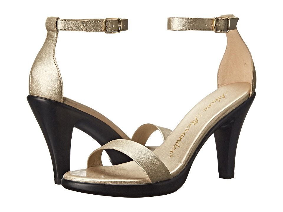 Athena Alexander - Hart (Gold) Women's Shoes