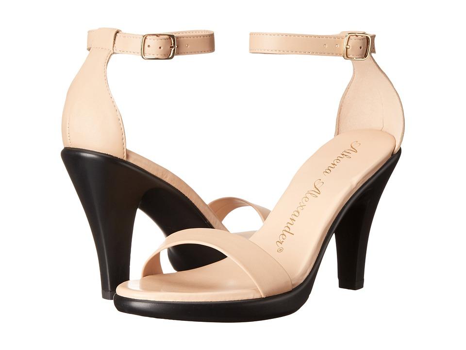 Athena Alexander - Hart (Nude) Women's Shoes