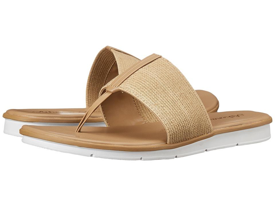 Athena Alexander - Nadyne (Khaki) Women's Shoes
