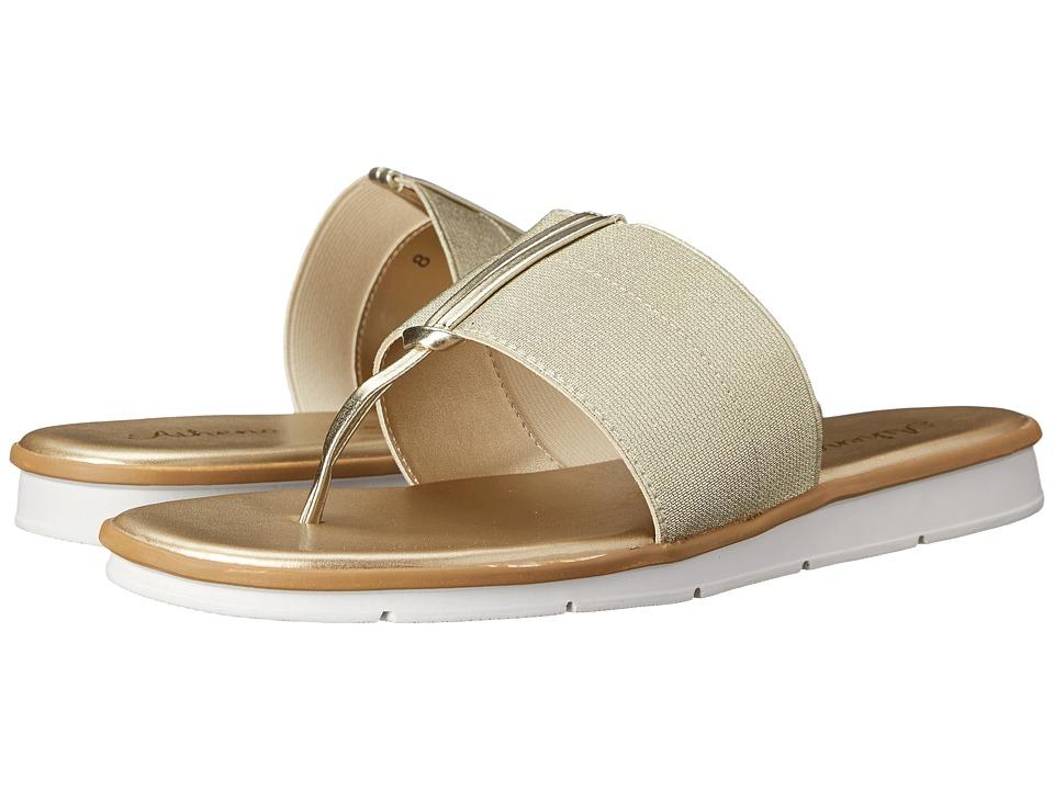 Athena Alexander - Nadyne (Platino) Women's Shoes