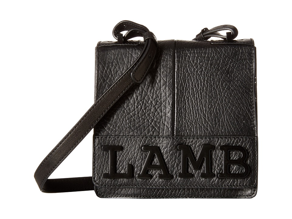 L.A.M.B. - Halo (Black) Backpack Bags