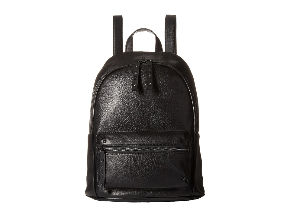 L.A.M.B. - Hussel (Black) Backpack Bags