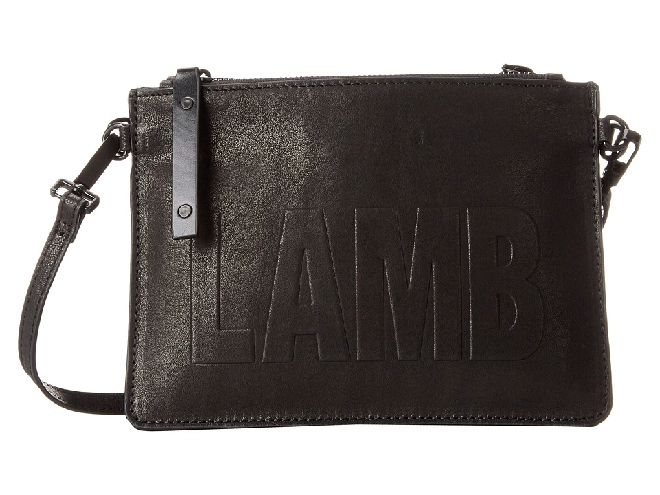 L.A.M.B. - Harriet (Black) Handbags
