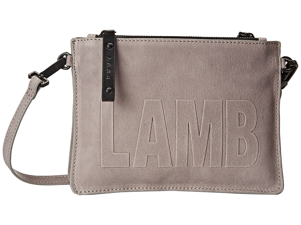 L.A.M.B. - Harriet (Grey) Handbags