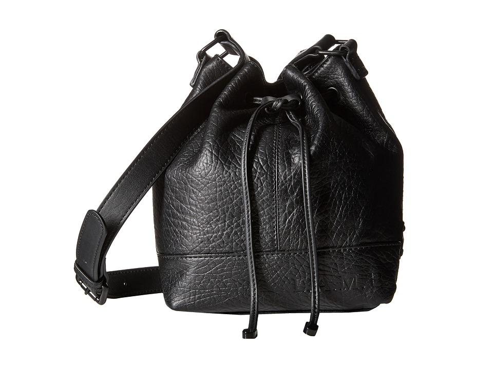 L.A.M.B. - Haddie (Black) Handbags