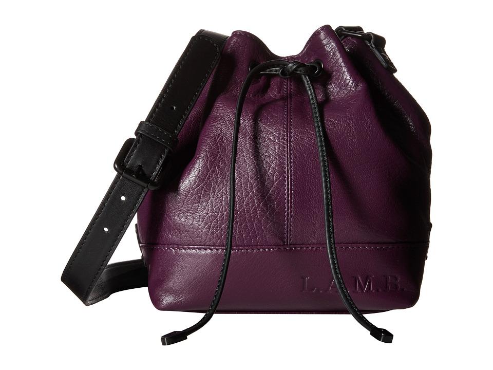 L.A.M.B. - Haddie (Berry) Handbags