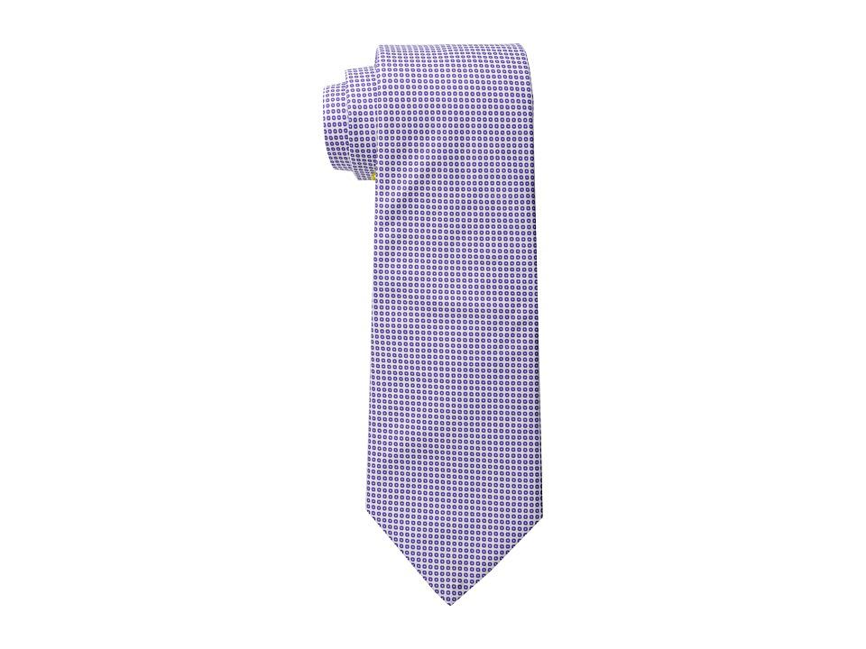 Ted Baker - Shirting Neat Tie (Dark Plum) Ties