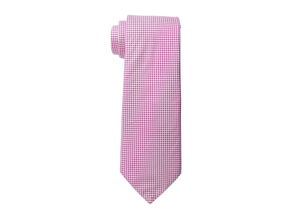 Ted Baker - Shirting Neat Tie (Raspberry) Ties