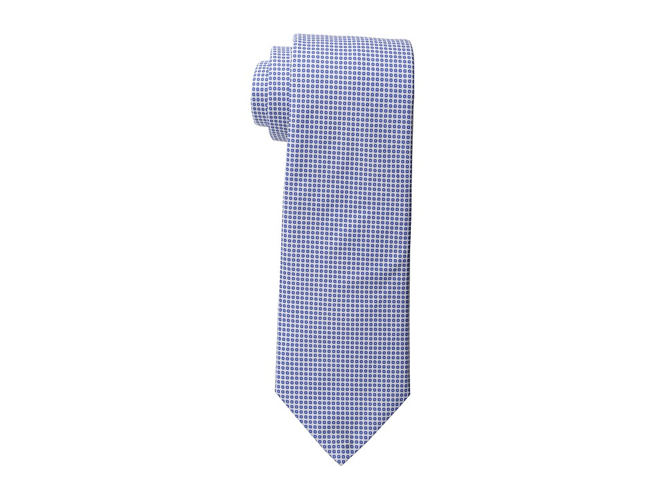 Ted Baker - Shirting Neat Tie (Royal) Ties