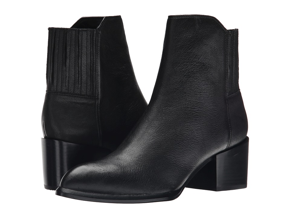 Calvin Klein Jeans - Nenita (Black) Women's Pull-on Boots