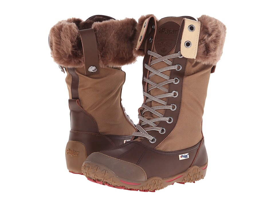 Pajar CANADA - Garland (Cognac) Women's Boots