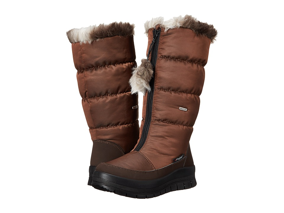 Pajar CANADA - Toboggan 2 Boot (Brown) Women's Cold Weather Boots